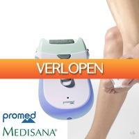 Wilpe.com - Elektra: Medisana Promed eeltverwijderaar