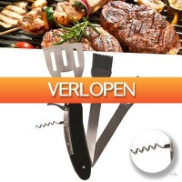 Wilpe.com - Outdoor: Thumbs Up! 5-in-1 barbecue set