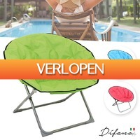Wilpe.com - Outdoor: Difano Eazy luxe loungestoel