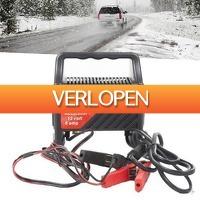Wilpe.com - Elektra: Toolwelle acculader 12 Volt