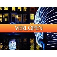 Traveldeal.nl: Dagje uit: Amsterdam Light Festival - Early Bird tickets