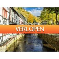 Traveldeal.nl: Sfeervol verblijf in Monschau en De Eifel