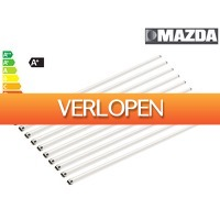 iBOOD.com: 10 x Mazda by Philips 16W840 LED-tube