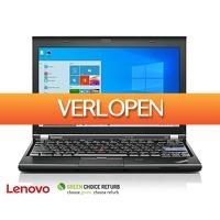 Voordeelvanger.nl: Lenovo X220 Refurbished