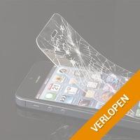 Gelaagd gehard beschermglas voor smartphone