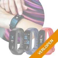 Waterbestendige smartwatch