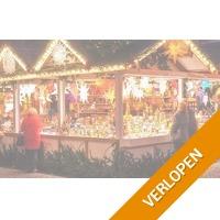 Busreizen naar de Kerstmarkt in Maastricht inclusief lunch