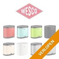 Wesco Eco Double Bin afvalbak