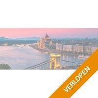 3, 4 of 5-daagse stedentrip Boedapest