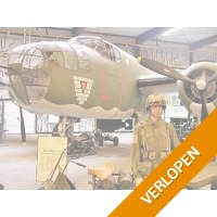 Ontdek het grootste oorlogsmuseum van Nederland: Oorlogsmuseum Overloon