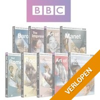 BBC collectie Kunst 17 DVD's