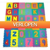 Grotekadoshop.nl: 86-delige puzzelmat
