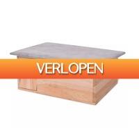 VidaXL.nl: vidaXL egelhuis