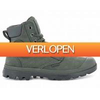 Avantisport.nl: Palladium Pampa Sport Cuff WPN herenschoen