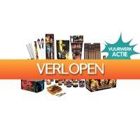 ActievandeDag.nl 1: Voucher mega siervuurwerk