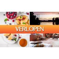 SocialDeal.nl: Overnachting + ontbijt voor 2 nabij Nijmegen