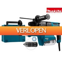 iBOOD.be: Makita 230 V SDS+ combihamer