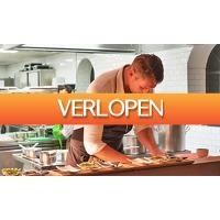 Tripper Tickets: Uitgebreid Michelin proeverij bij Restaurant Niven in Rijswijk