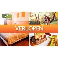 SocialDeal.nl: 2 overnachtingen + 3-gangendiner voor 2 nabij Breda