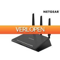 iBOOD.com: Netgear AC1900 dual band gigabit WiFi router
