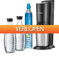 Coolblue.nl 2: Sodastream crystal megapack