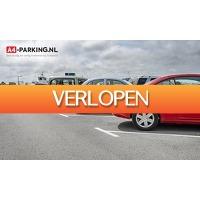 SocialDeal.nl: 1 tot 25 dagen parkeren nabij Schiphol + bustransfer
