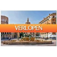 Bebsy: Luxe stedentrip Valencia