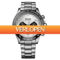 Watch2day.nl: Hugo Boss edelstalen chronograaf HB1512964