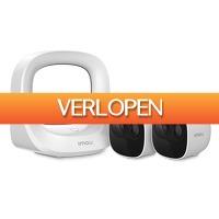 Epine.nl: IMOU Cell Pro draadloos camerasysteem