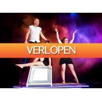 Tripper Tickets: Entreeticket voor Het Groot Kerstcircus Leiden