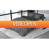 ActievandeDag.nl 1: Stijlvol flanellen dekbedovertrek