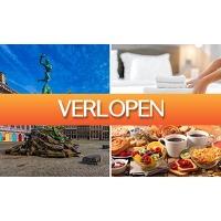 SocialDeal.nl: Overnachting voor 2 pers. + ontbijt in hartje Antwerpen