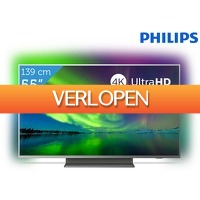 iBOOD.be: Philips 55 4 K Ultra HD Ambilight LED TV | Android | 55PUS7504