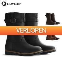 Elkedagietsleuks Ladies: Lederen laarzen van Travelin'