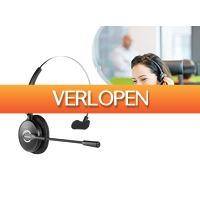DealDonkey.com 3: Fedec Windproof Bluetooth headset A6