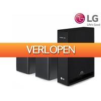 iBOOD Electronics: LG surround luidsprekerkit SPK8