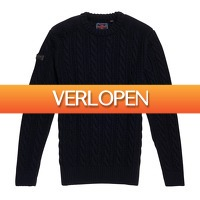 Plutosport offer: Superdry Jacob Crew Sweater
