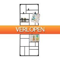 Xenos.nl: Wandrek XXL met clips