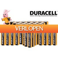 VoucherVandaag.nl 2: 72-pack Duracell Industrial batterijen