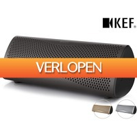 iBOOD.be: KEF Muo Bluetooth speaker AptX