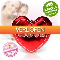 voorHAAR.nl: Pluche XL hart