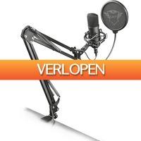 Alternate.nl: Trust Emita Plus USB Streaming microfoon
