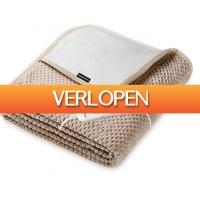 Grotekadoshop.nl: 3-laags elektrische deken