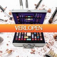 Voordeeldrogisterij.nl: 68-delige Glamza make-up koffer
