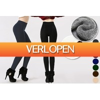 VoucherVandaag.nl 2: Fleece winterlegging