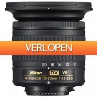 Coolblue.nl 2: Nikon AF-P DX Nikkor 10-20mm f/4.5-5.6 G VR