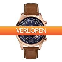 Watch2Day.nl 2: Guess Pursuit XL Chronograph herenhorloge
