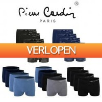 One Day Only: Pierre Cardin 4-pack naadloze boxers