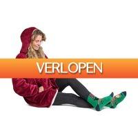Xenos.nl: Huggle hoodie