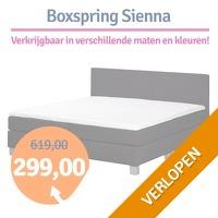 Boxspring Sienna